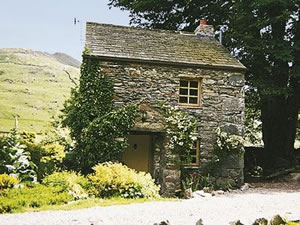 Self catering breaks at St Francis Cottage in Ulpha, Cumbria