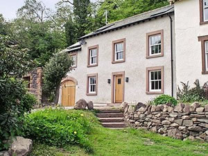 Self catering breaks at The Bothy in Watermillock, Cumbria