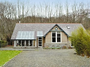 Self catering breaks at Jackdaws in St Fillans, Perthshire