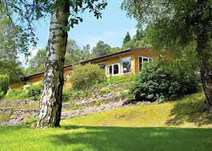 Self catering breaks at Killin Pine 4 in Killin, Perthshire