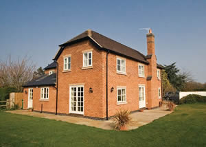 Self catering breaks at Brook Farm Cottage in Minshull Vernon, Cheshire