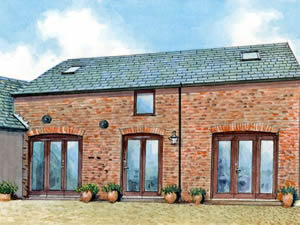 Self catering breaks at Smithy Barn in Sandiway, Cheshire