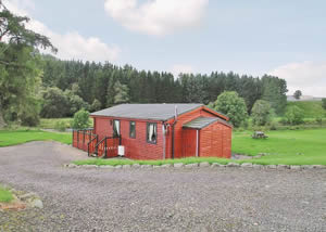 Self catering breaks at Larch Cottage in Glenisla, Perthshire
