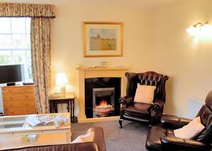 Self catering breaks at Stuart Suite in Coldingham, Berwickshire
